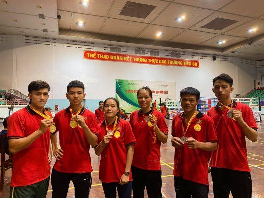 Đoàn Muay Tp.Hồ Chí Minh