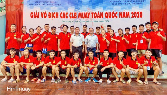 Đoàn Muay Tp. Hồ Chí Minh
