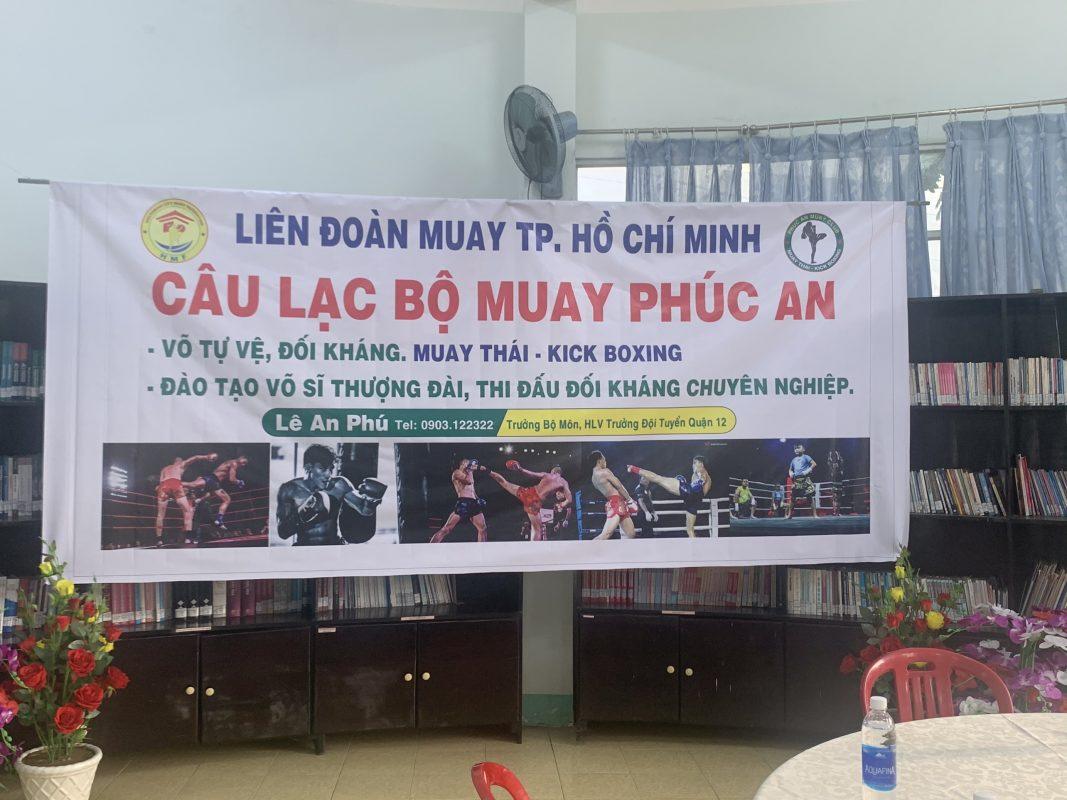Muay Thái Quận 12