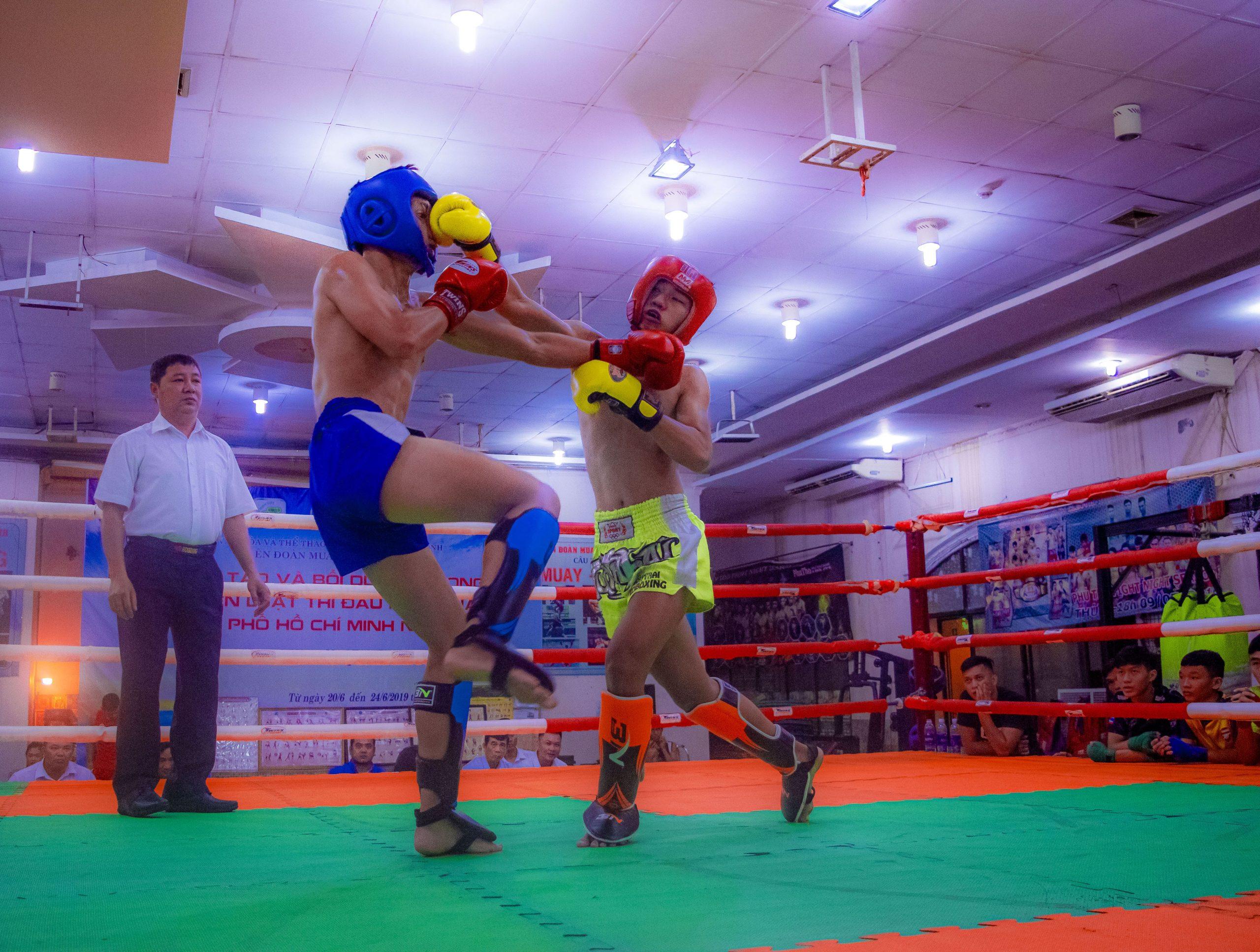 Giao Lưu Muay Kick Boxing Tp.Hồ Chí Minh