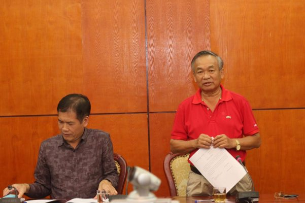 Liên đoàn Muay Việt Nam 2020