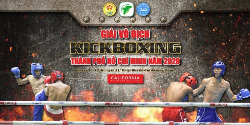kickboxing hồ chí minh 2020