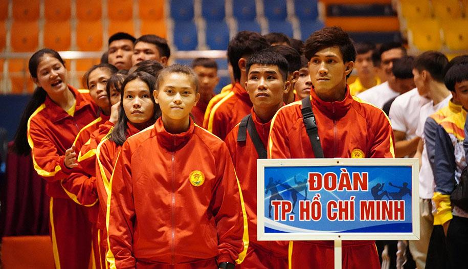Giải Vô địch Muay Thái 2020