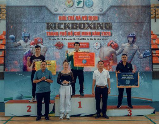 Giải vô địch KickBoxing Tp.Hồ Chí Minh 2020