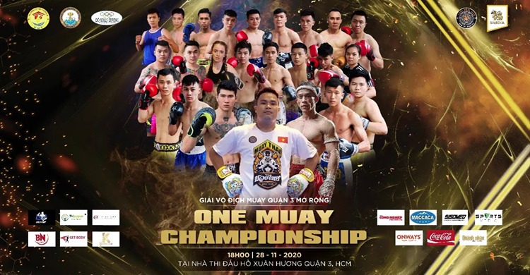 Giải Muay Quận 3 - One Muay Championship 2020