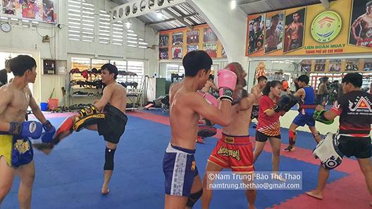 Muay và Kickboxing TP.HCM SEA Games 31