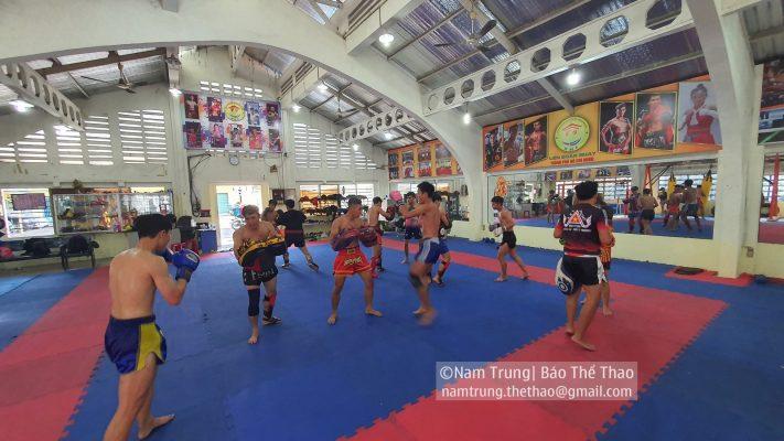 Muay và Kickboxing Tp.HCM