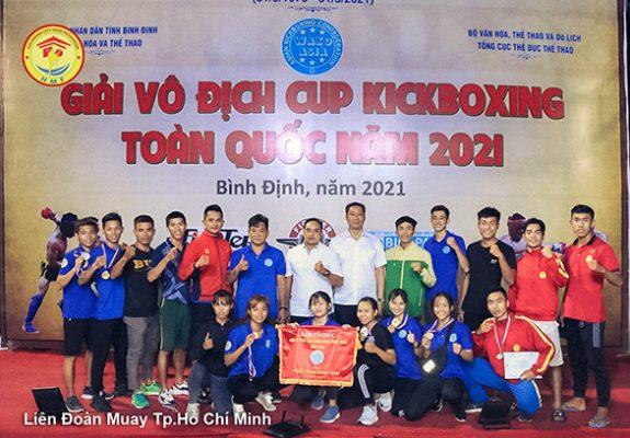 Giải Kickboxing Toàn Quốc tuyển chọn lực lượng cho SEAGAMES 31