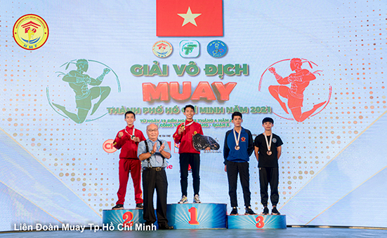 Lộ diện thế hệ Vàng của làng Muay Tp.Hồ Chí Minh năm 2021